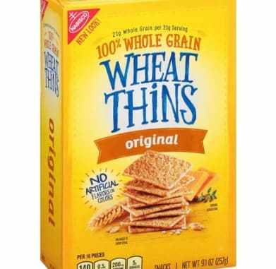are wheat things good for you