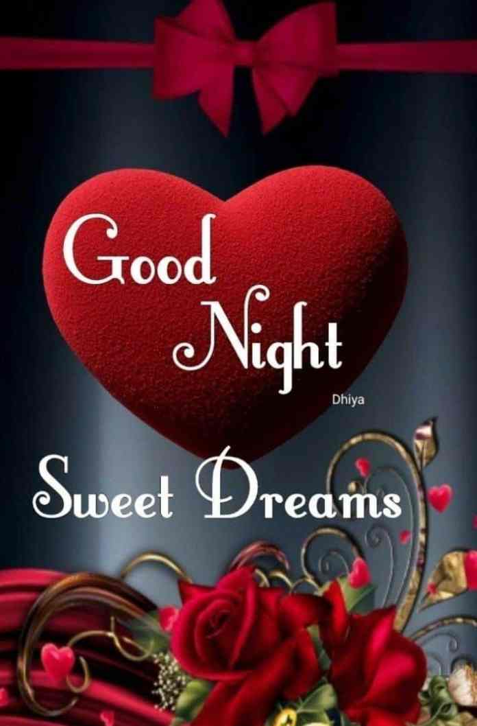 Good Night Love Romantic Night Messages For Him Her