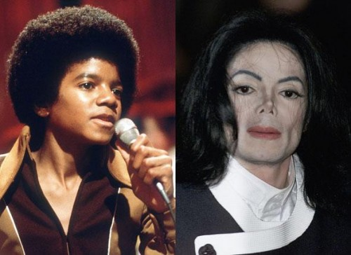 BE A MONSTER LIKE MICHAEL JACKSON IF YOU BLEACH!