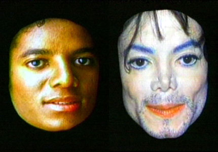 BLEACH AND BE A  MONSTER LIKE MICHAEL JACKSON BECAME!