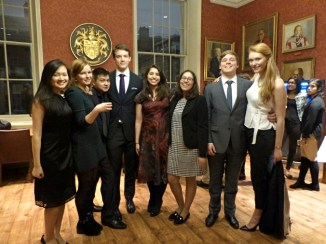 The Bar Society of Kings College London Student Committee 2014-15