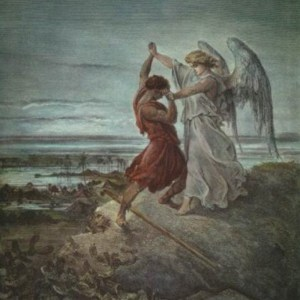 Young Families Blog - Wrestling with an Angel