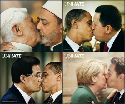 Benetton-launches-controversial-unhate-ad-campaign-