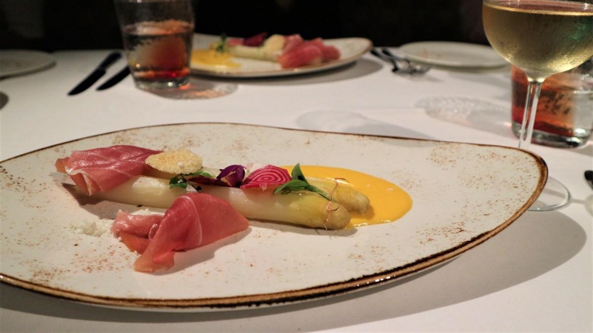 【尖沙咀Fine dining】初夏季節限定之德國白露筍入饌 @ Cucina