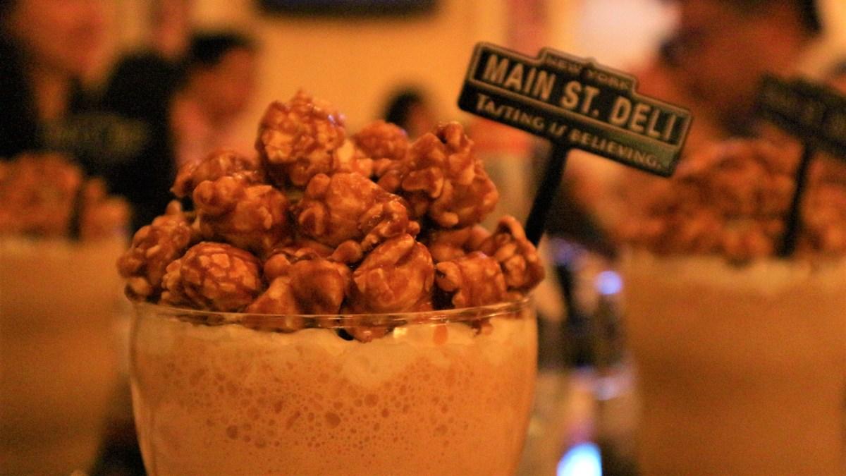 今夏要爆谷唔要花生! Main St. Deli X Garrett Popcorn 推出爆谷菜單,加推爆谷挑戰賽!