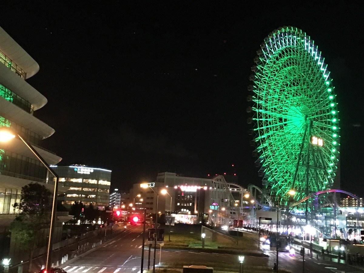 【橫濱遊記】為馬拉松而來的橫濱四日三夜之旅