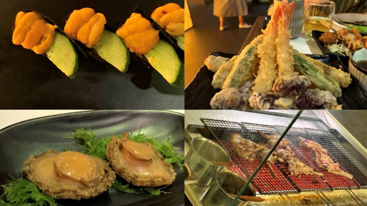 【放題】結合自助餐與放題,不設時限的放題 @ 浪人日本料理 (中環)