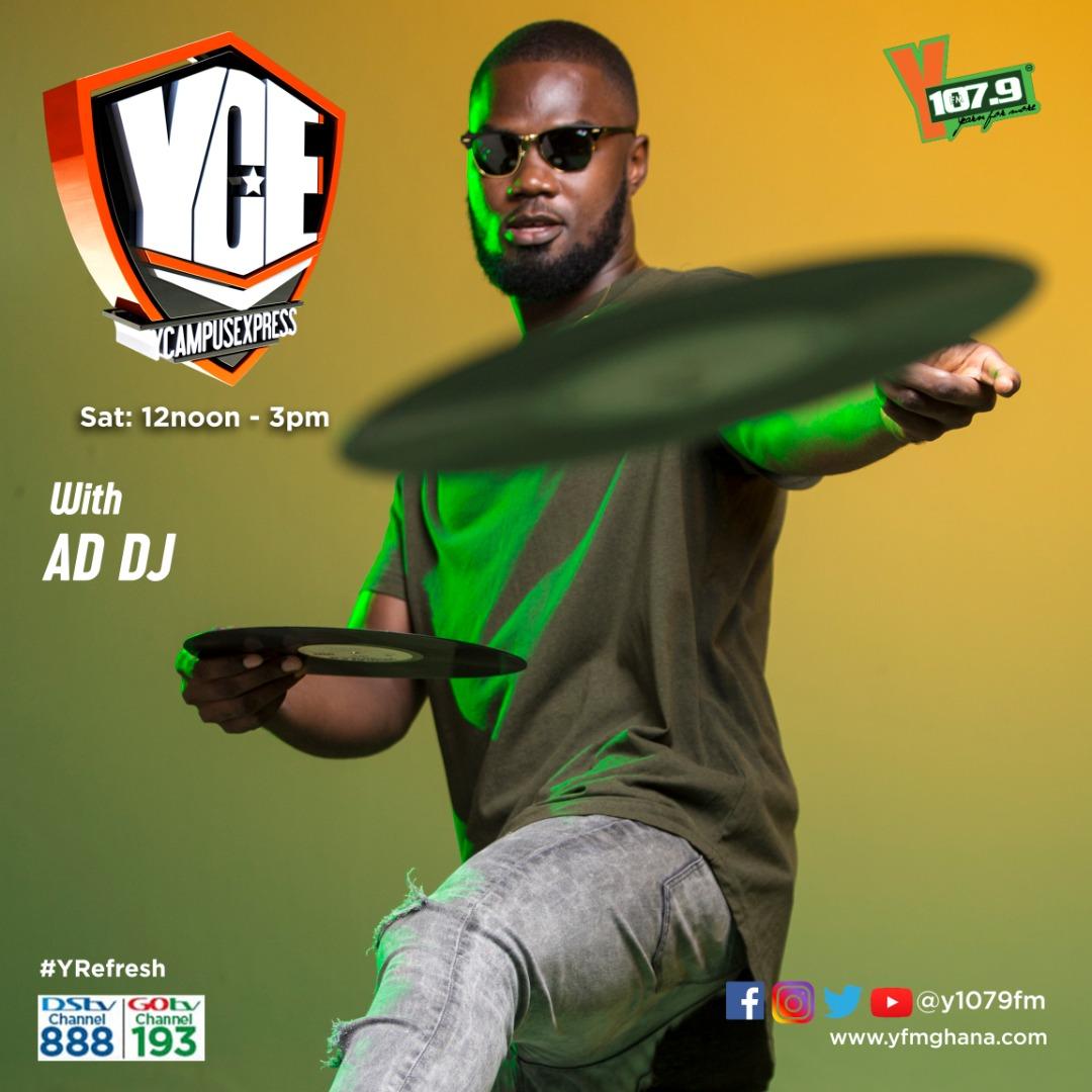 YCE with AD DJ