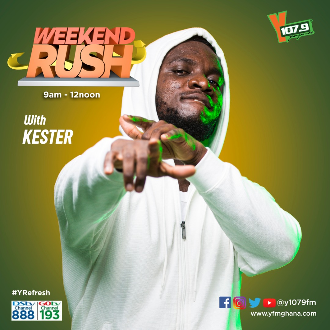 Weekend Rush with Kester