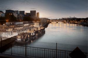 Barges & Berges sur Seine – Port de Tolbiac