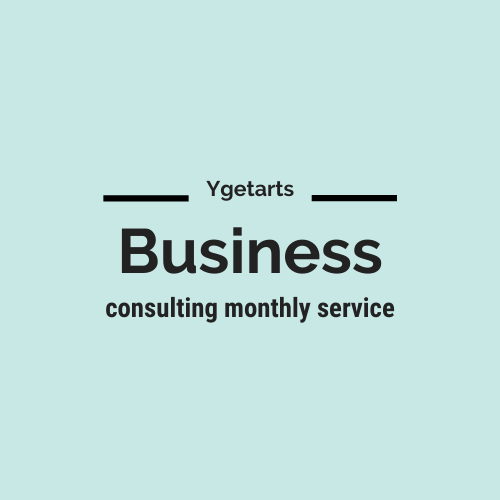 Business consulting monthly project