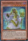 LVAL-EN033 Gravekeeper's Shaman