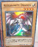 PHSW-EN000 Alexandrite Dragon