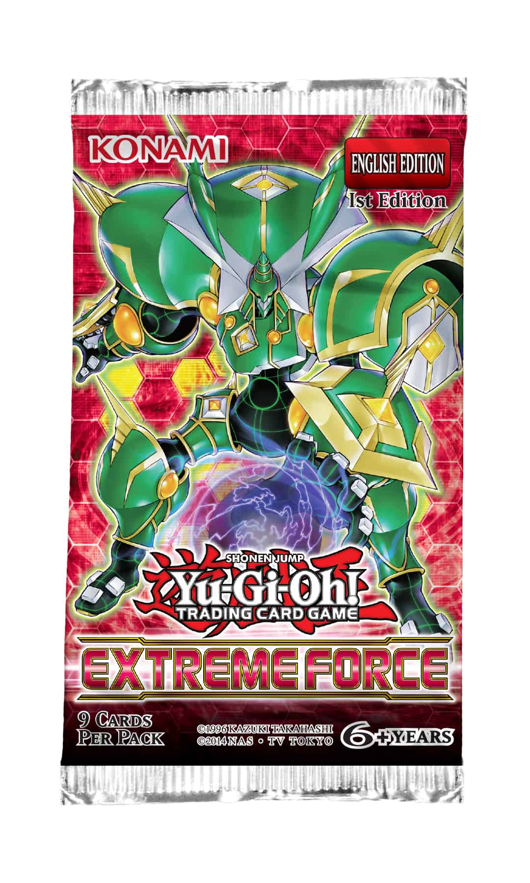 tcg extreme force press release the organization