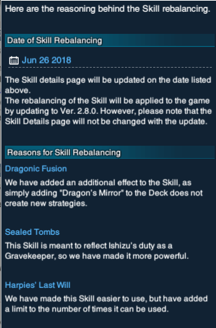 The Organization | [Duel Links] Upcoming Forbidden & Limited List