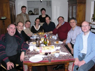 Soirée Miconos du 27 janvier 2006