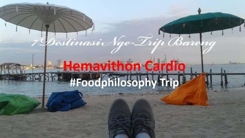 7 Destinasi Nge-Trip Bareng Hemavithon Cardio