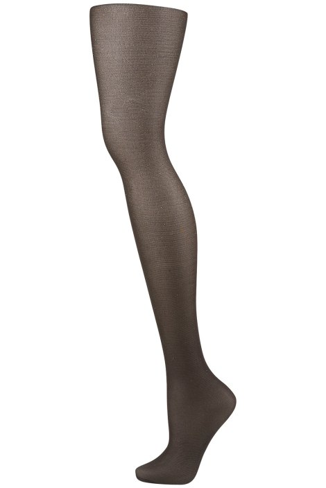 Black Lurex Sheer Tights $8 CAD