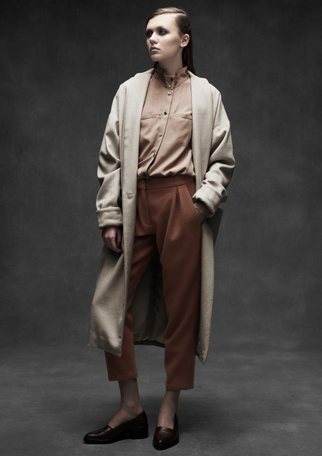 Photos from the Suzanne Rae Fall/Winter 2013 Look Book