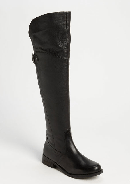 'OTK' Over the Knee Boot, $139.95