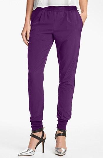 Wayf Track Pants, $58.00
