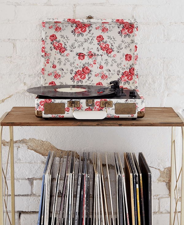 Urban Outfitters - Crosley X UO Cruiser Briefcase Portable Vinyl Record Player, $98