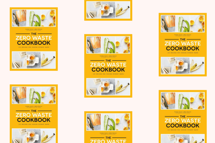 The Zero Waste Cookbook: 100 Recipes for Cooking Without Waste - Eco-Friendly Gift Ideas