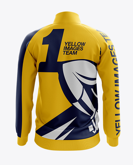 Download Mockup Sport Apparel Yellow Images