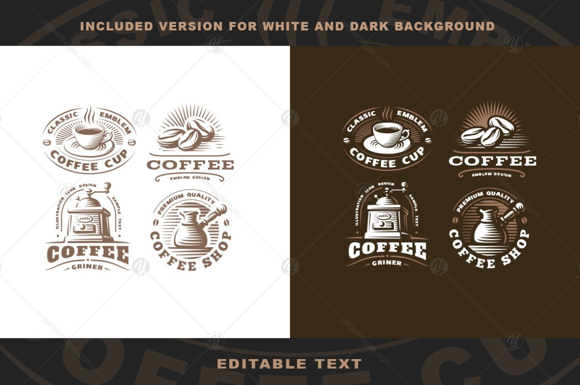 Download Bakery Logo Mockup Yellowimages