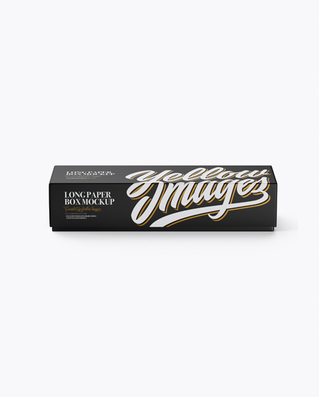 Download Matte Chocolate Bar Psd Mockup Front View High Angle Shot Yellowimages