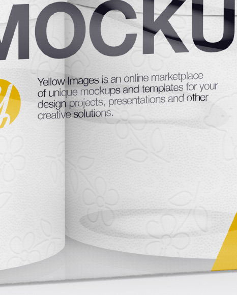 Download Silk Paper Mockup Free Yellowimages