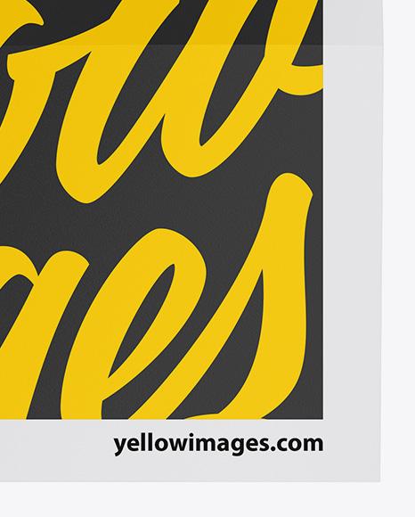 Download Horizontal Paper Mockup Free Yellowimages