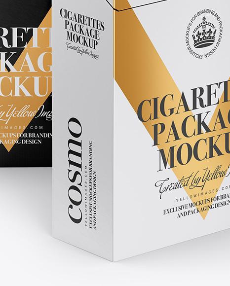 Download Free Mockups Cigarette Mockup Free Psd - Paper Box Mockup ...