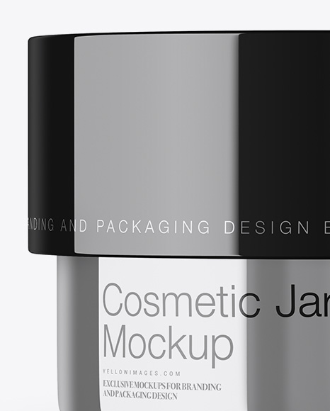 Download Cosmetic Cream Mockup Yellowimages