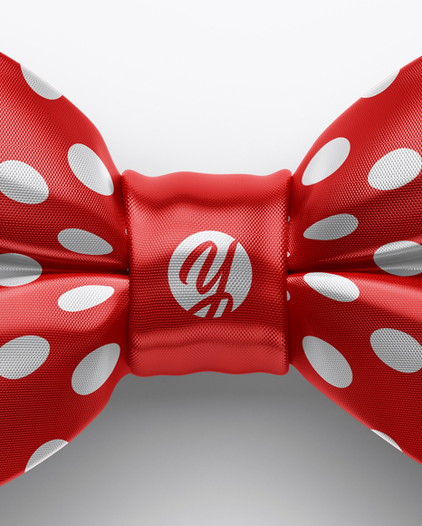 Download Bow Tie Mockup Yellowimages
