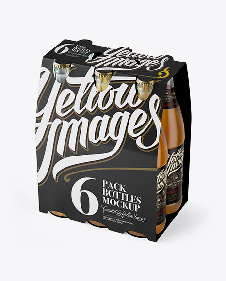 Download Paper 4 Pack Cans Psd Mockup Yellowimages