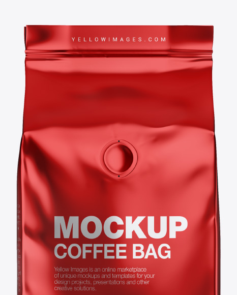 Download Mockup Bag Plastic Free Yellowimages