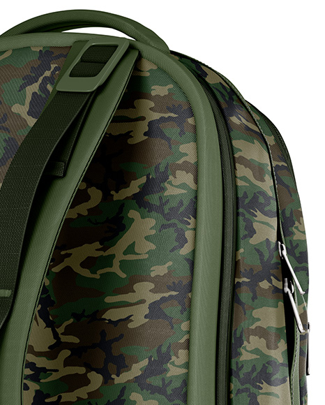 Download Backpack Mockup Half Side View Yellowimages