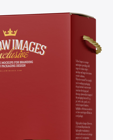 Download Metallic White Wine Bottles Box Psd Mockup Half Side View Yellowimages