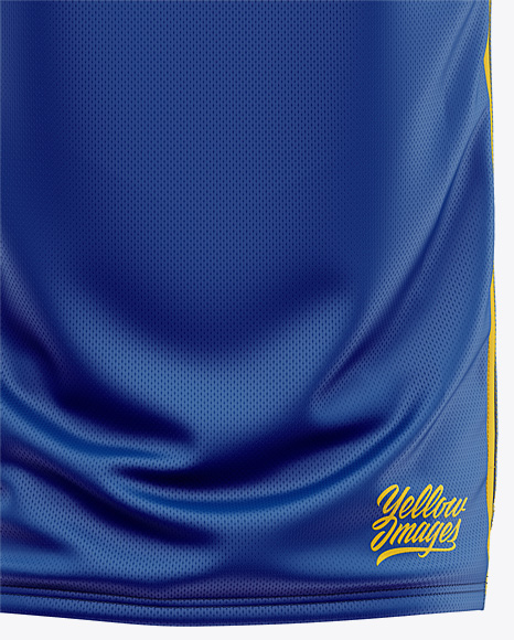 Download Basketball Shorts Mockup Front Back View Yellowimages