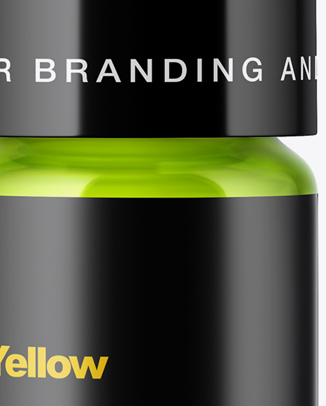 Download 10ml Frosted Glass Roller Bottle Psd Mockup Yellowimages