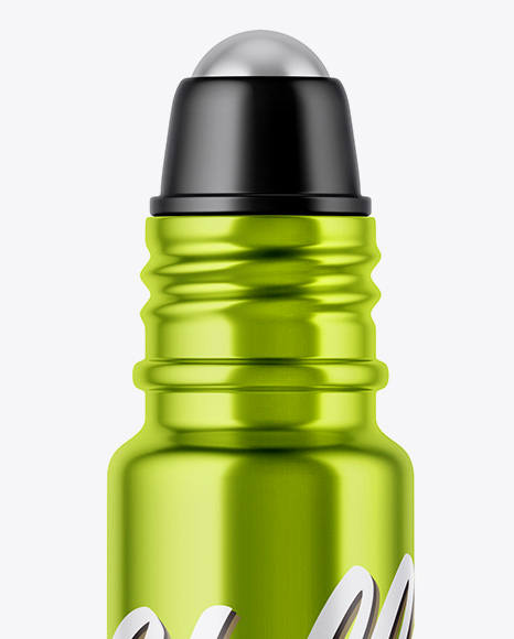 Download Roller Bottle Psd Mockup Yellowimages