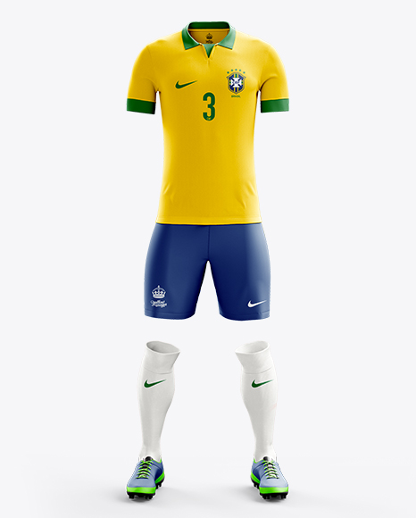 Download Soccer Uniform Mockup Psd Free Yellowimages