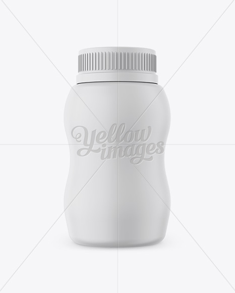 Download Glossy Bottle With Shrink Sleeve Psd Mockup Yellowimages