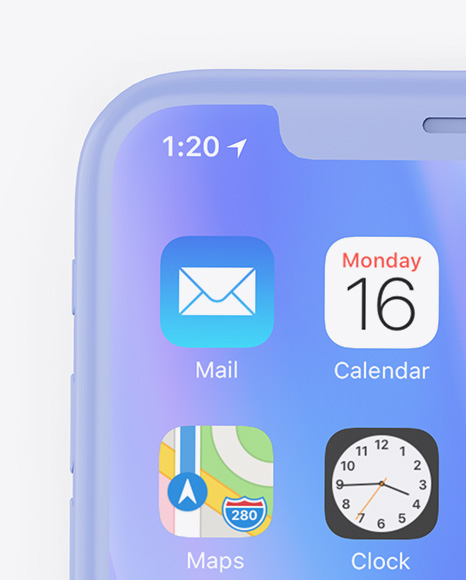 Download Iphone X Psd Mockup Free Yellowimages