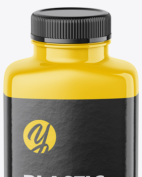Download Glossy Bottle Spout Cap Psd Mockup Yellowimages