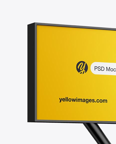 Download Billboard Mockup Psd File Yellowimages
