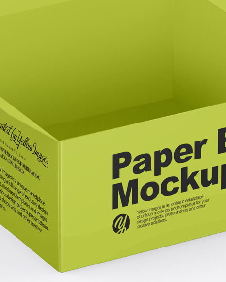 Download Donut Box Mockup Free Yellowimages