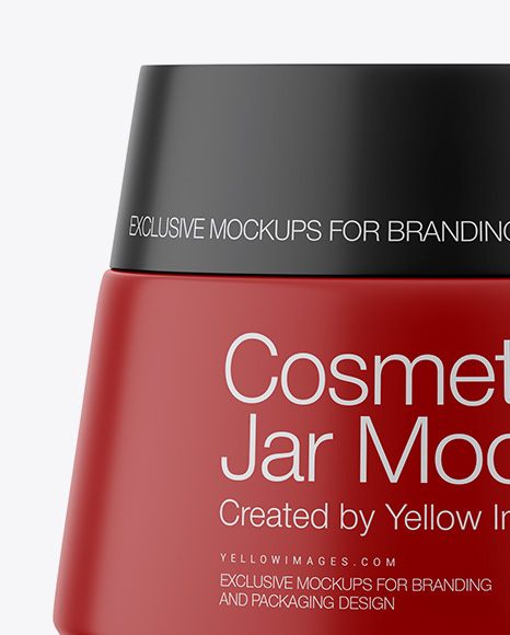Download Product Mockup Jar Yellow Images