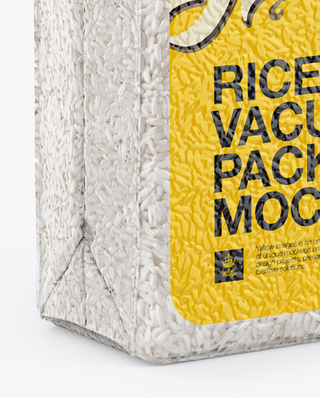 Download Rice Packaging Mockup Yellowimages